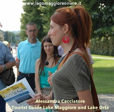 Tourist Guide Lake Orta and Maggiore